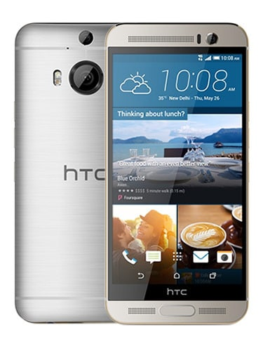 HTC One M9+ Prime Camera Edition Design