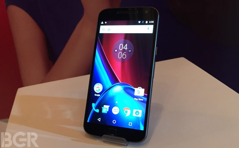 Moto G4 Plus will be upgraded to Android 8.0 Oreo, Motorola confirms