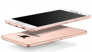 Samsung Galaxy C7 starts receiving Android Nougat update