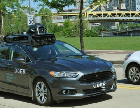 Here's how Uber plans to reduce motion sickness in its driverless cars