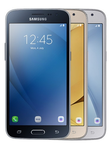 Samsung Galaxy J2 (2016) Colors