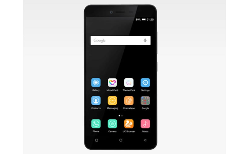 gionee slim phones below 10000