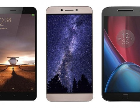 From LeEco Le 2 to Moto G4 Plus; 6 Android smartphones with VoLTE support launched in India under Rs 15,000