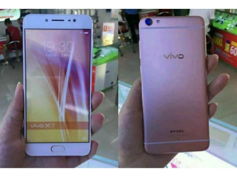 Vivo X7 Plus specifications and photos leaked ahead of June 30 launch