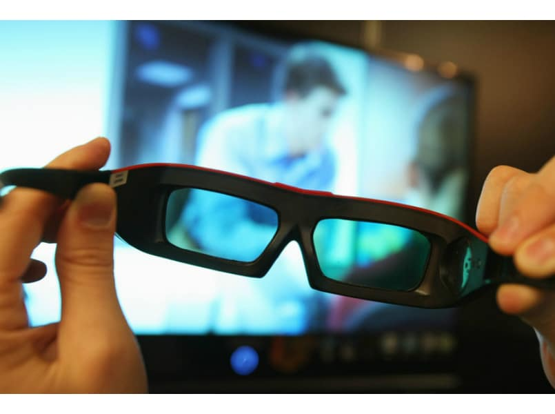 D Display Technology Without Glasses