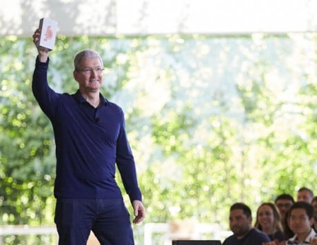 Apple CEO Tim Cook backs privacy laws, warns data being 'weaponized'