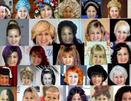 This software can predict your looks with different hair styles