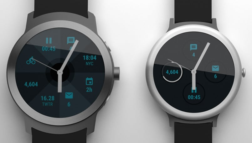 LG Watch Sport, Watch Style Android Wear 2.0 smartwatches leaked