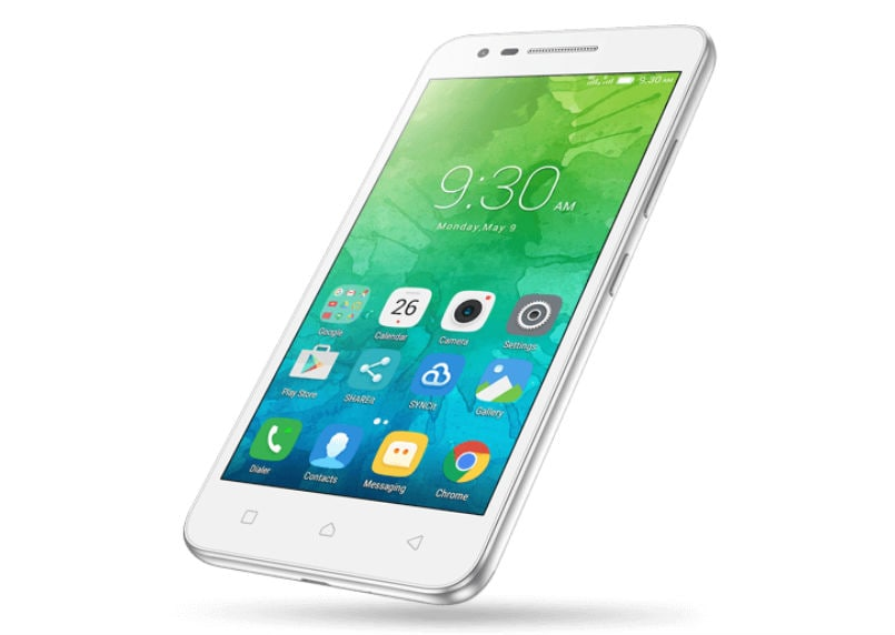 Lenovo Vibe C2 with 5-inch HD display, MediaTek processor and 1GB of RAM launched: Specifications and features