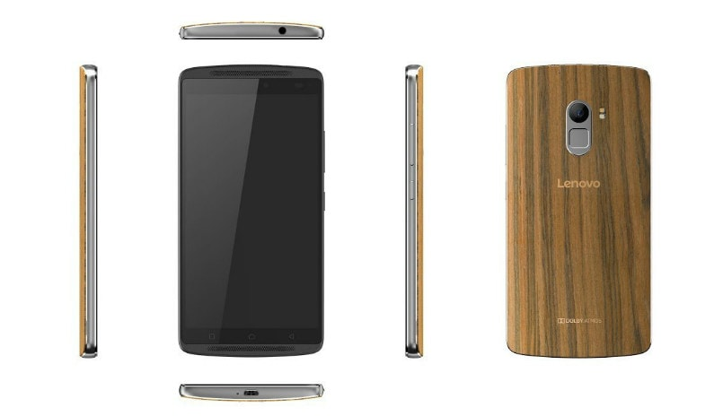 Lenovo Vibe K4 Note Wooden Edition launched, priced at Rs 11,499: Specifications and features