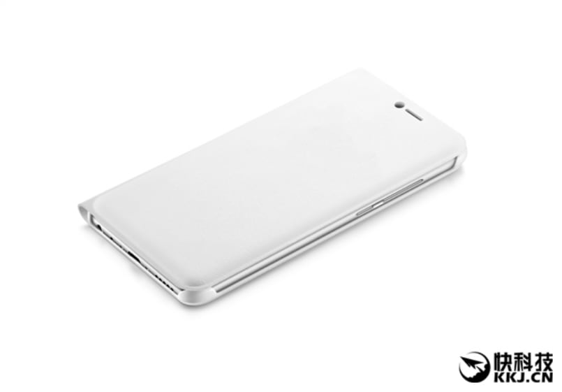 Meizu MX6 rumored to come with a smart case with LED notification light