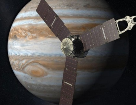 NASA's Juno probe unravels Jupiter's Great Red Spot roots