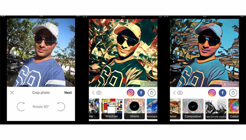 prisma for ios brings some impressive filters to turn your photos
