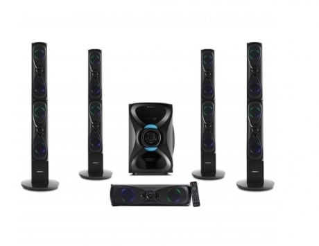 Zebronics Dragon Bluetooth speaker with LED display launched for Rs 11,111