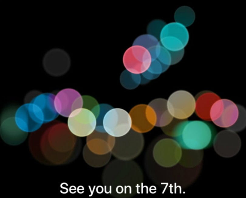 Apple sends out media invites for iPhone 7, iPhone 7 Plus launch event on September 7