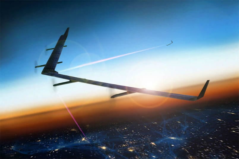 Facebook permanently grounds Internet-beaming drone Aquila