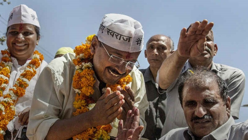 Kejriwal reiterates free Wi-Fi promise, says will start 'soon'