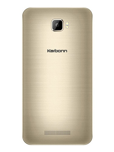 Karbonn K9 Viraat Back Cover
