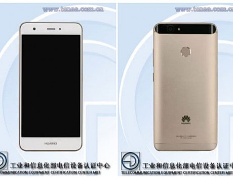 Huawei Mate S2 spotted online with a Nexus 6P-like design