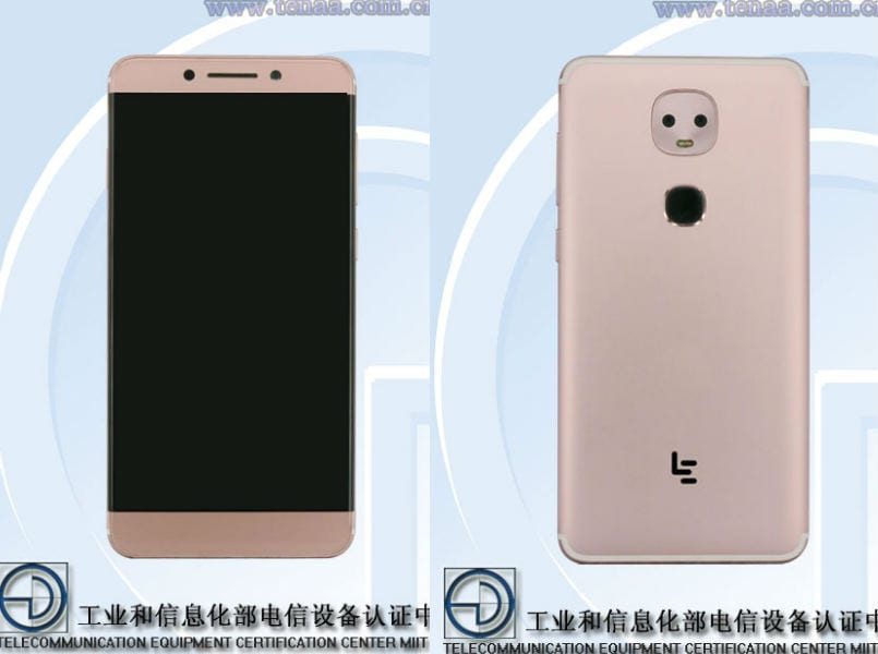 LeEco Le 2s with 3GB of RAM, Helio X25 deca-core processor spotted on TENAA