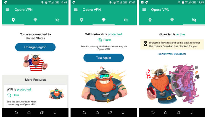 Opera unleashes free VPN app for Android: Hands-on and first