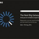 Samsung sends invites for Galaxy Note7 India launch event on…