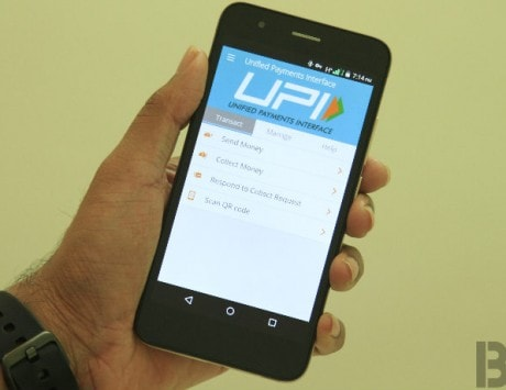 UPI transactions growing way faster than Aadhaar-based payments: Report