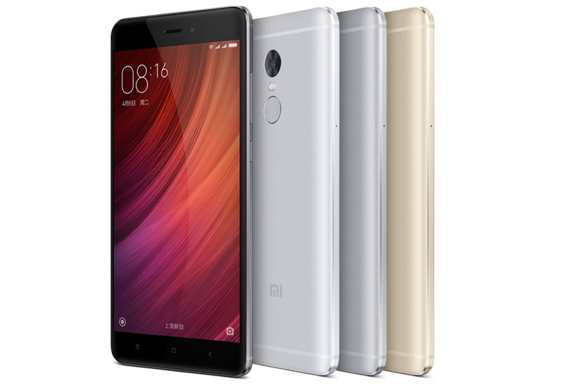 Xiaomi has launched the Redmi Note 4 in China.