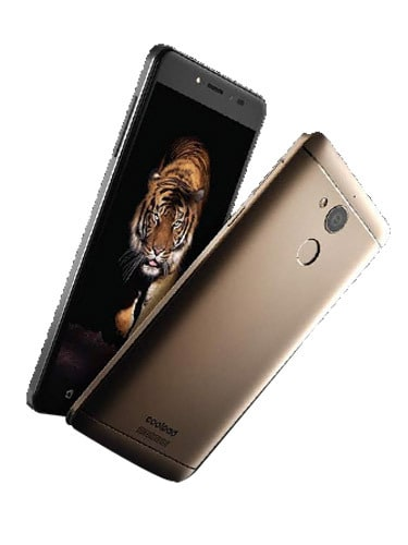 Coolpad Note 5 Design