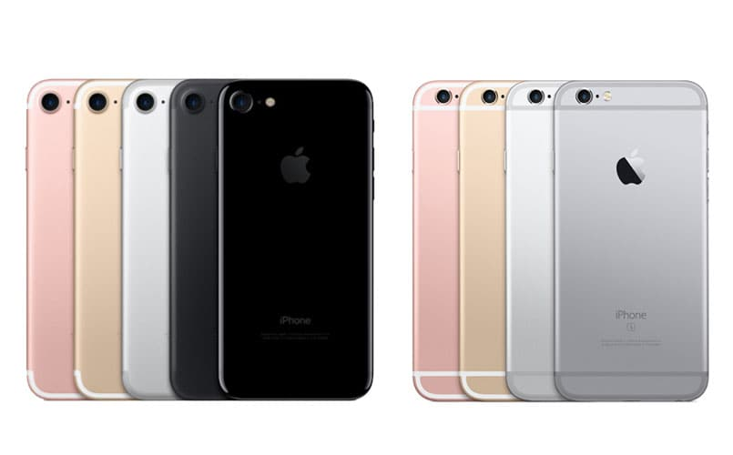 apple iphone 7 iphone6 whatss new