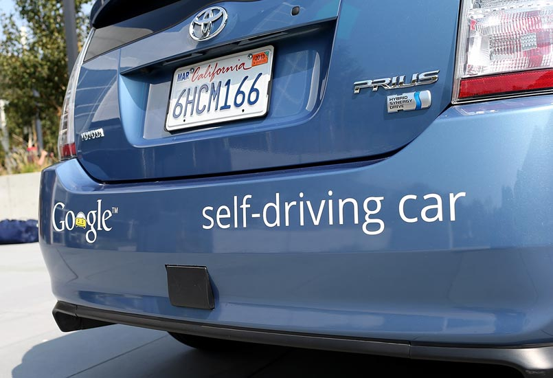 Self-driving vehicles cause higher stress levels to passengers