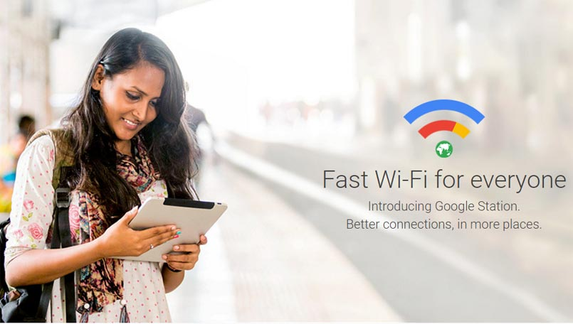 Google Station now provides free Wi-Fi access to 400 stations across India