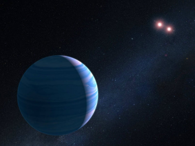 Observations with Hubble telescope are helping astronomers understand the  mass of UGC 12591.