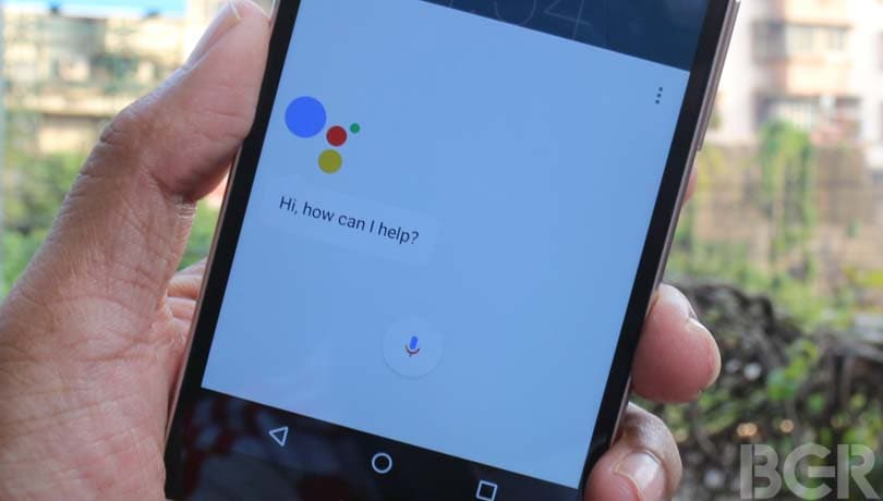 google assistant without branding