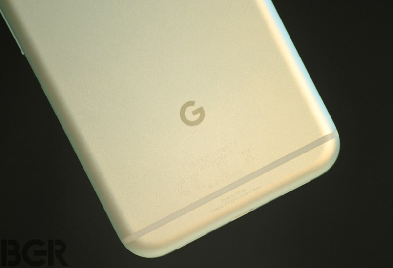 Future Google Pixel smartphones to come with touch-sensitive rear panel, patent suggests