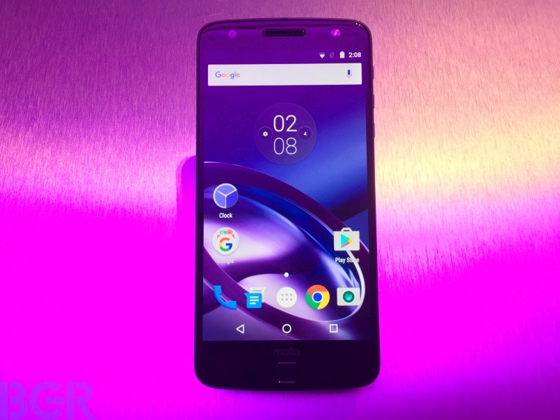 Motorola Moto Z Hands-on and first impressions: It is all about the Mods