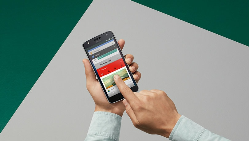 Moto Z, Moto Z Play, Moto G4, G4 Plus and 11 other Motorola smartphones to get Android 7.0 Nougat update