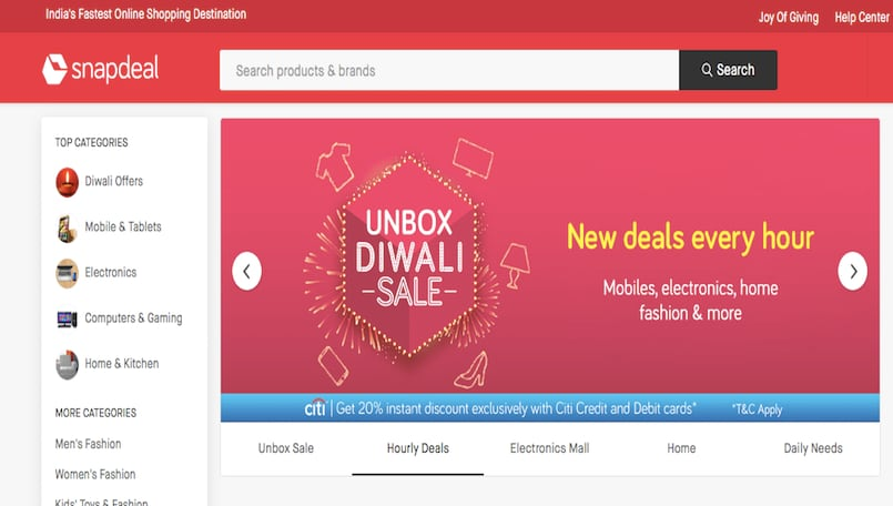 790255254 Online Diwali sales  Flipkart sells half a million products in one hour