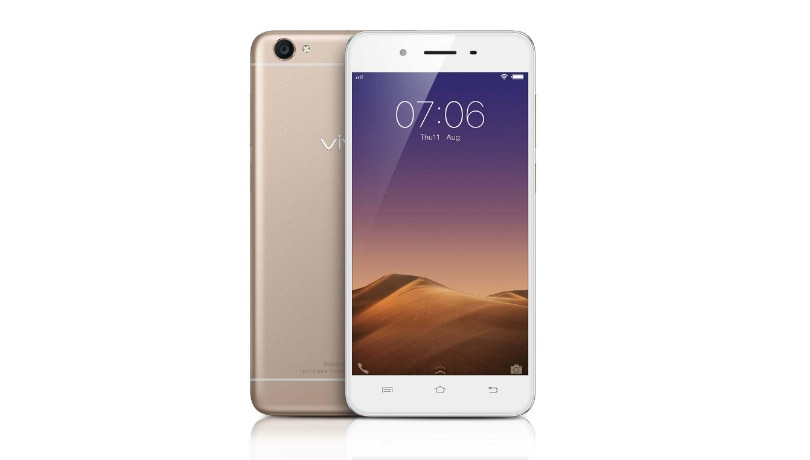 vivo y55l india launch