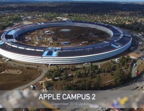 Apple Park 'spaceship campus' will be open to employees in April