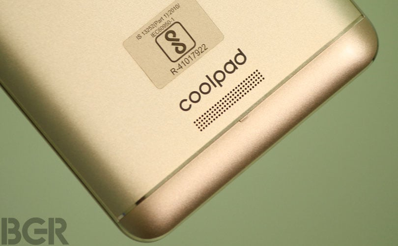 coolpad note 5 logo
