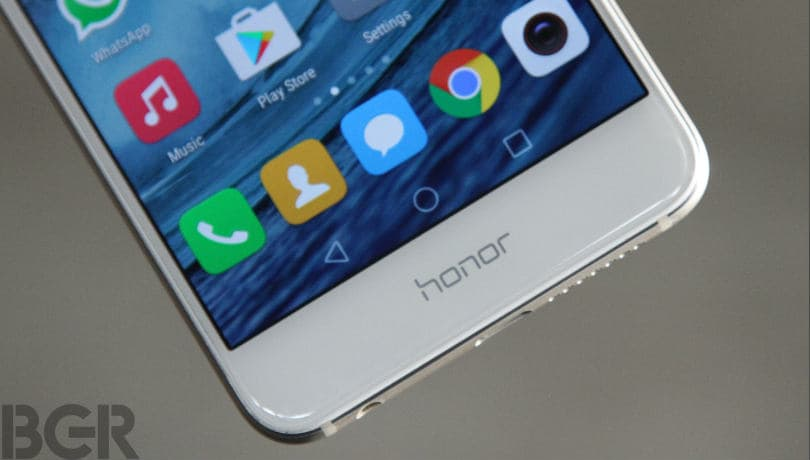 Honor teases launch of mysterious 'bezel-less' smartphone on December 5