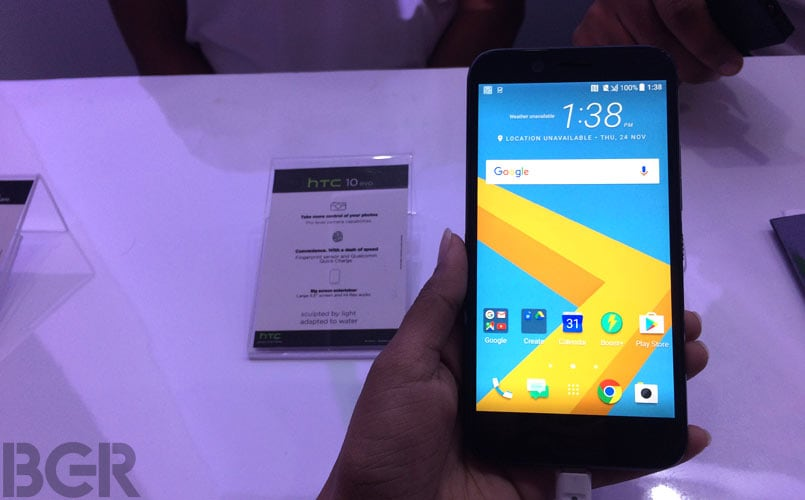 HTC 10 evo with Snapdragon 810 SoC launched in India, priced at Rs 48,990: Specifications and features