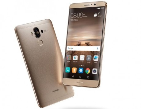 CES 2017: Huawei Mate 9 with built-in Amazon Alexa unveiled for $599