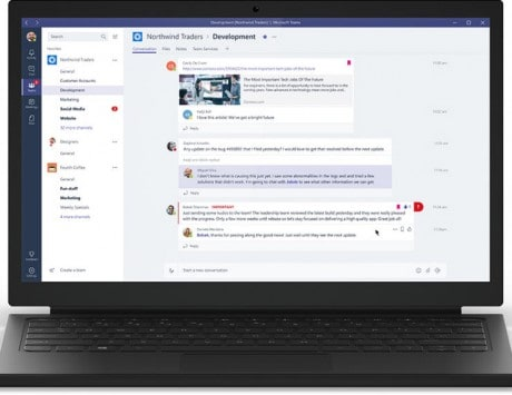 Microsoft Teams chat service now comes with a free tier to take on Slack