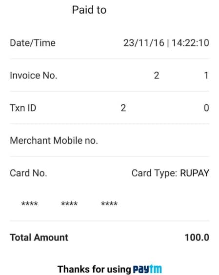 Paytm app to help small shops during cash crunch