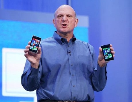 Smartphones caused Steve Ballmer and Bill Gates to drift apart