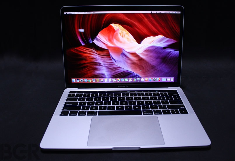 Used Macbook Pro >> Apple MacBook Pro with Touch Bar: Raises the bar, for a price | BGR India