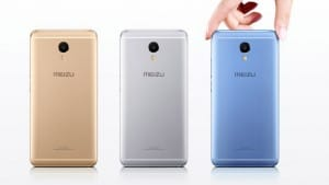 Meizu m5 Note with 5.5-inch full HD display, 4GB of RAM launched: Price, specifications, features