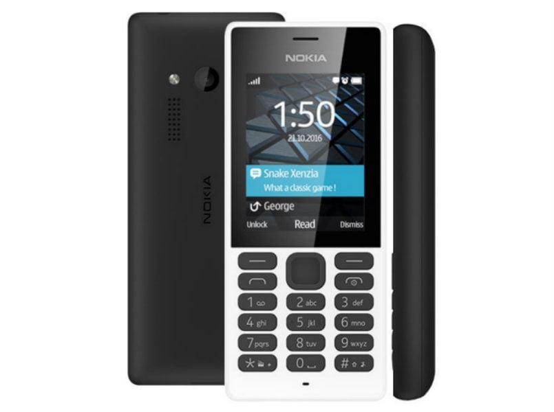 Nokia 150 feature phone launched in India: Price, specifications, features